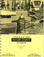 Title Page, Taylor County 1972